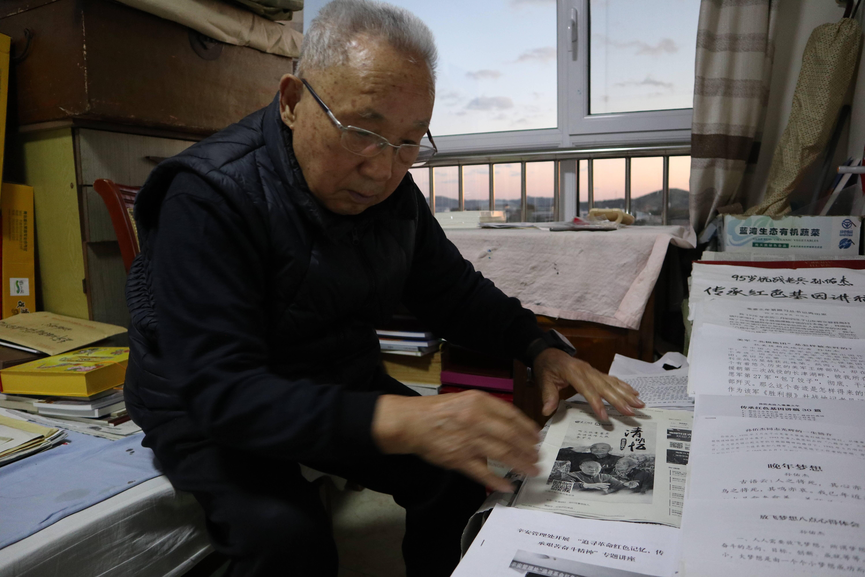 致敬最可爱的人|95岁战地记者回忆抗美援朝战争:人民志愿军的英雄事迹,要一直讲下去