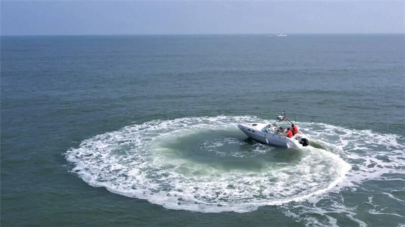 """2020""""海上争锋""""中国智能船艇挑战赛决赛在日照落幕"""