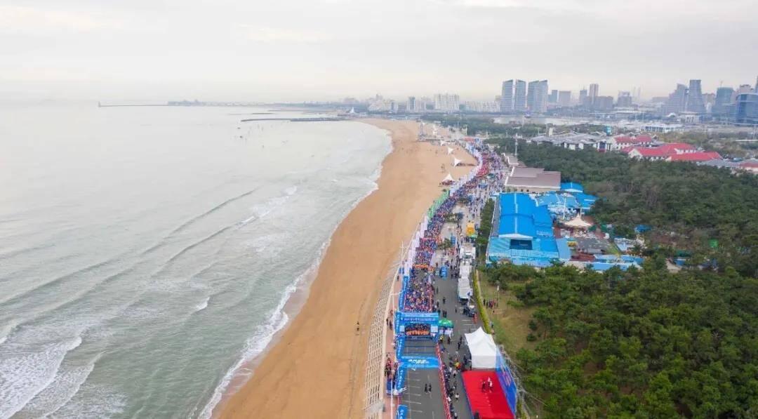 """37秒丨日照市再次获评""""中国体育旅游十佳精品目的地""""称号"""
