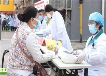 25秒丨潍坊奎文区医保经办服务直办点签约启动 居民办事不出社区