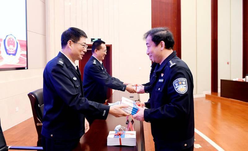 山东发布全国首部省级公安机关民法典执法指引