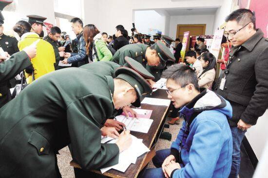 """济宁市退役军人""""军岗日""""首场招聘会10月30日举行"""