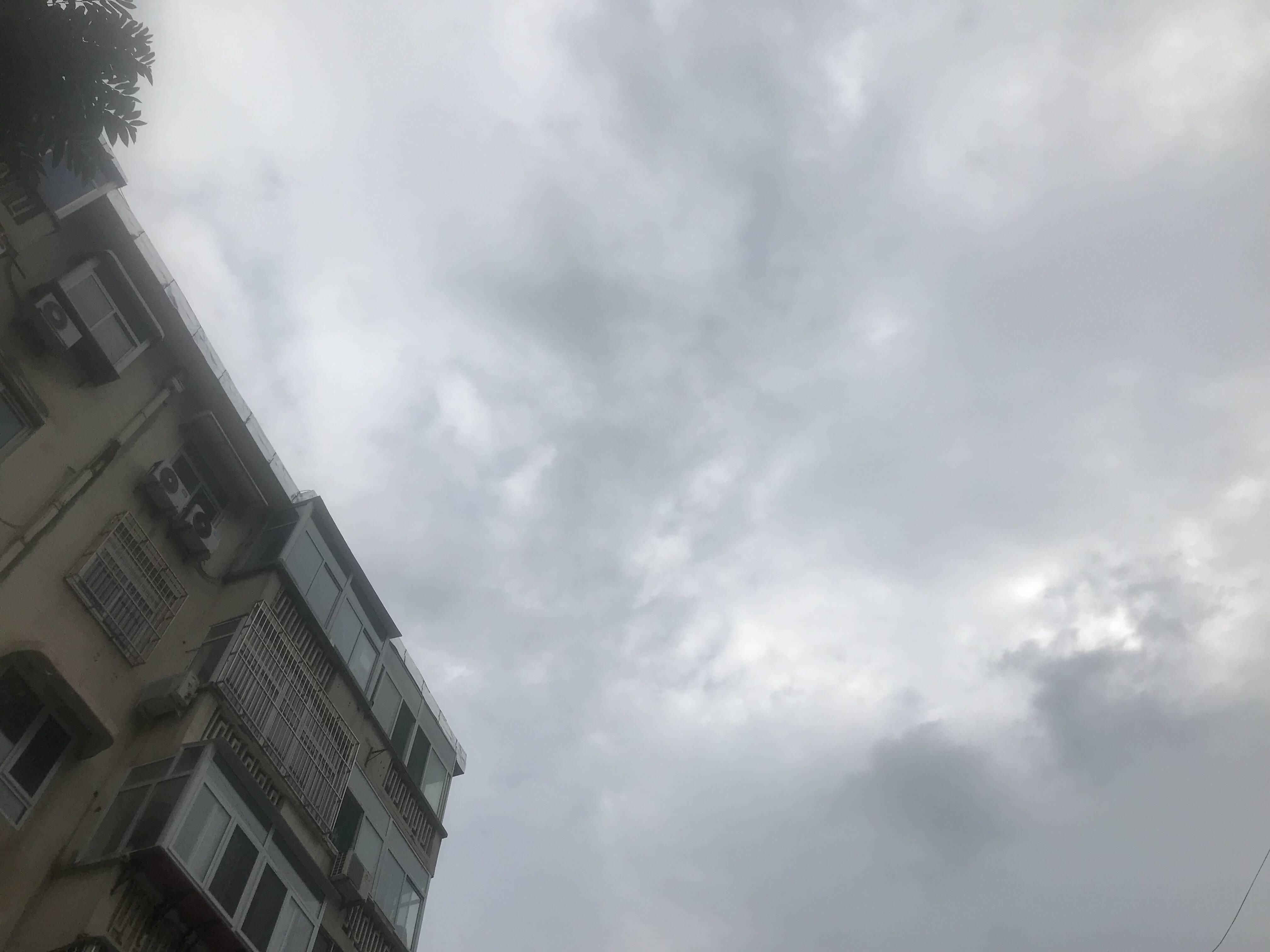 海丽气象吧|济南已开下!山东多地局部将迎来小雨 最低温4℃+霜冻