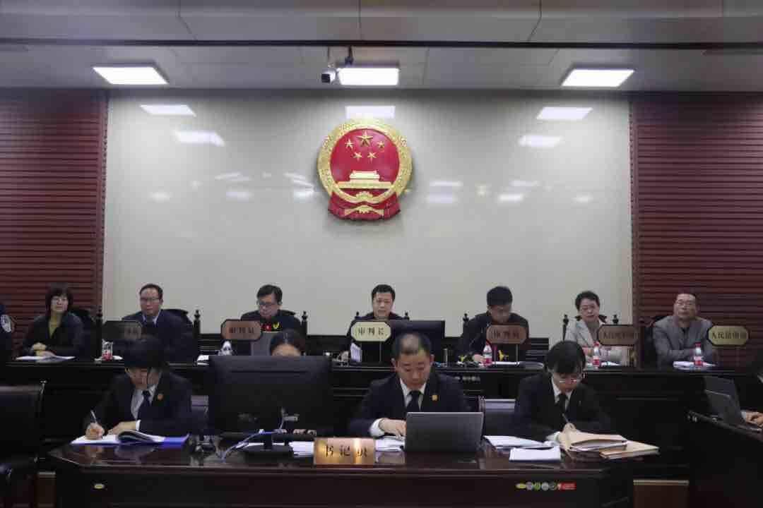 利津法院开庭审理魏某等12人涉嫌黑社会性质组织犯罪