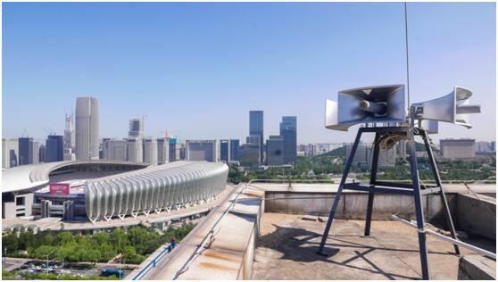 济南实现城市警报预警全时、全域、全天侯,警报数量居全省第一