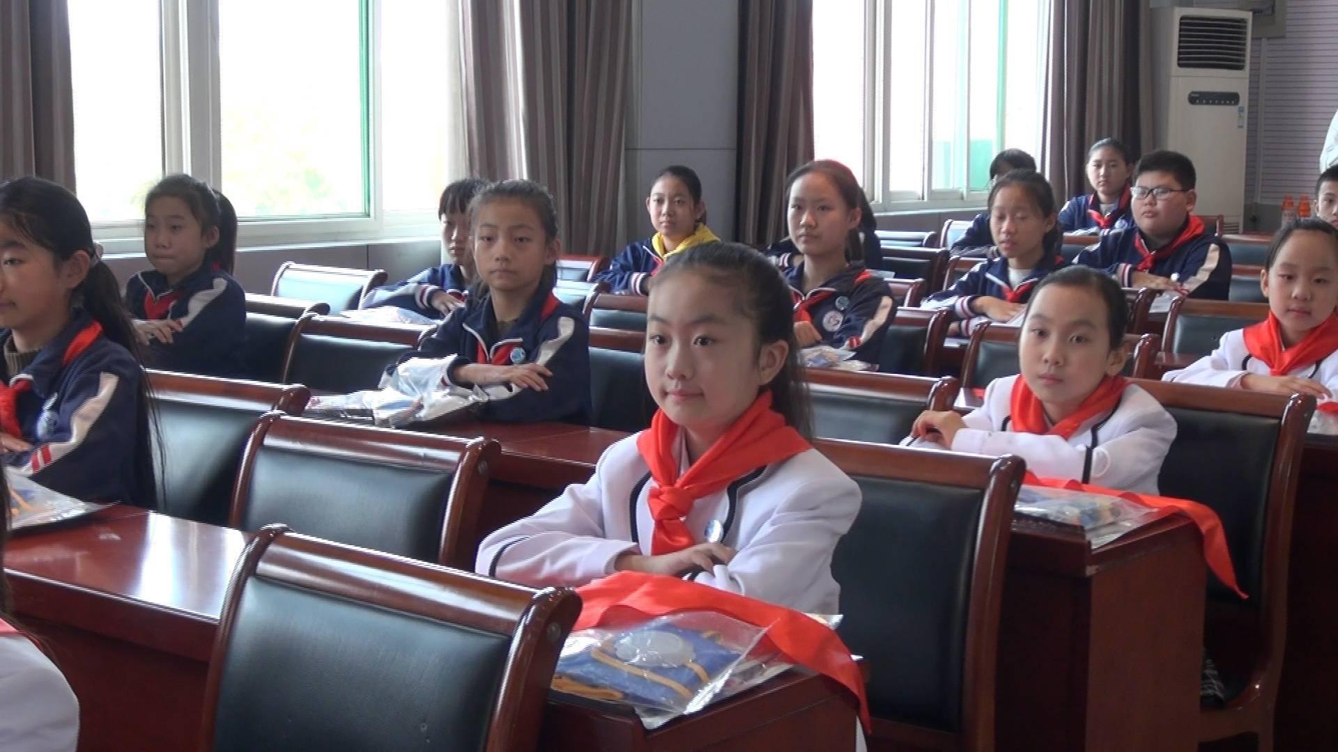 首课开讲!山东省河长制湖长制进校园活动今日在济南启动