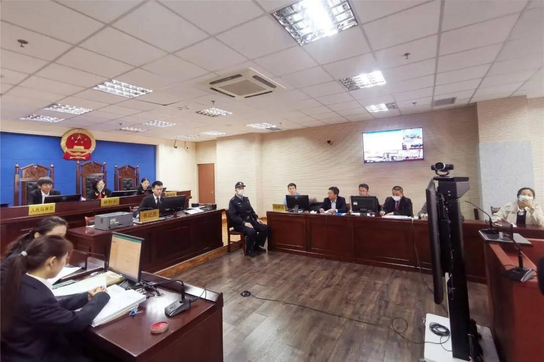1人死刑!威海法院集中宣判彭亮、高峰、譚士博、李潛等4起惡勢力犯罪集團案