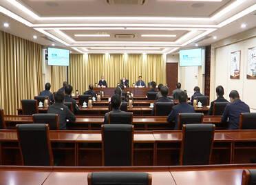 山东省土壤污染防治工作视频会议召开