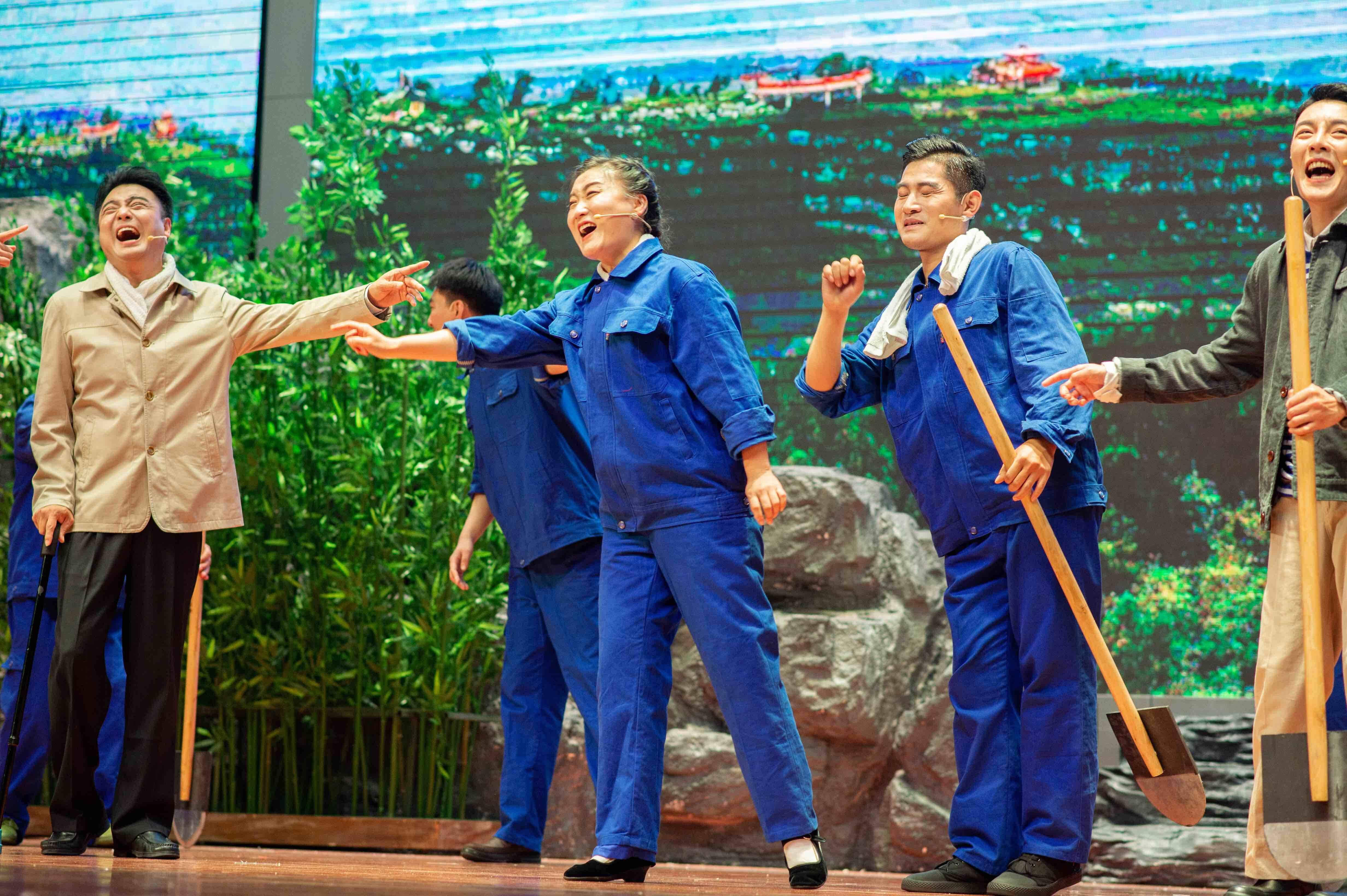 英雄的歌!大型音乐情景剧《林业英雄孙建博》今在淄博迎来首次公演