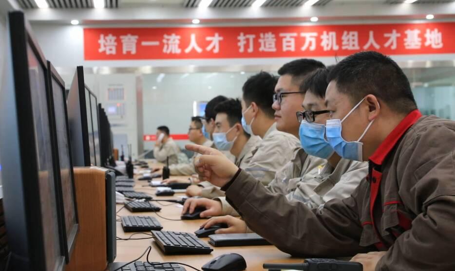 大唐东营项目工程最新进展 2号机组拟于12月通过168小时满负荷试运行