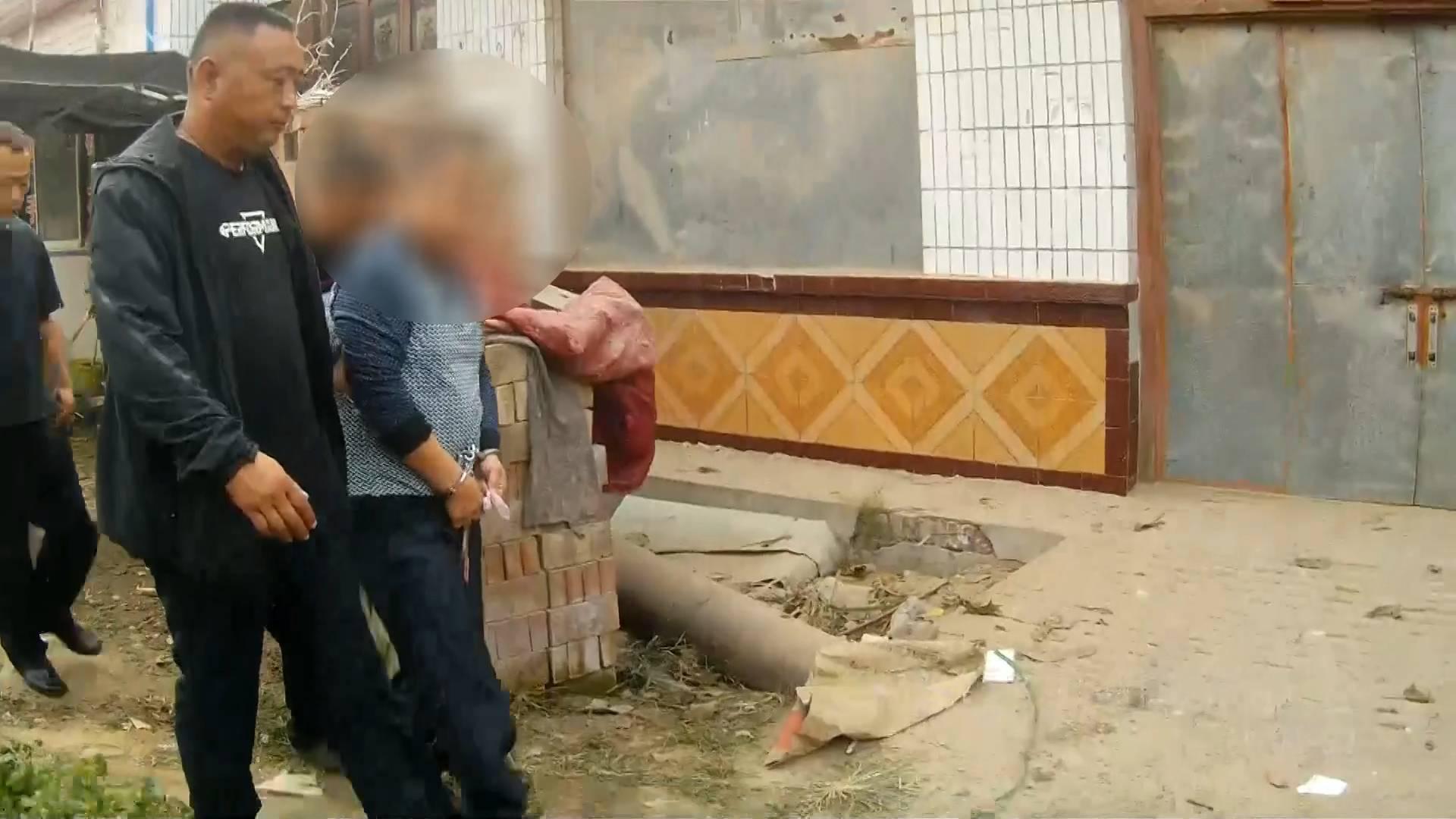 临清:因房屋排水积怨已久 男子杀害邻居潜逃17年后在广州落网