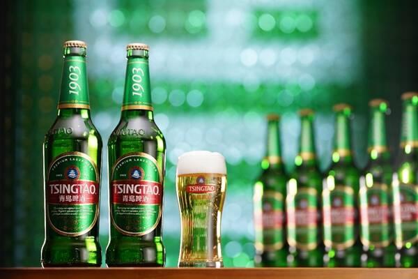 青岛啤酒业绩快报:2020年净利润增18.86%