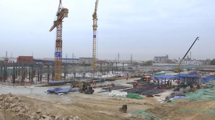 25秒丨日照:加快推进岚山国际航贸综合服务区项目 助力一流海洋强港建设