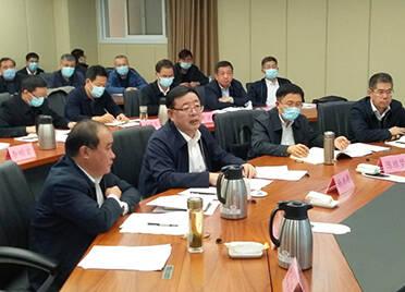 德州市疫情防控工作专题视频会议召开 市长杨洪涛出席