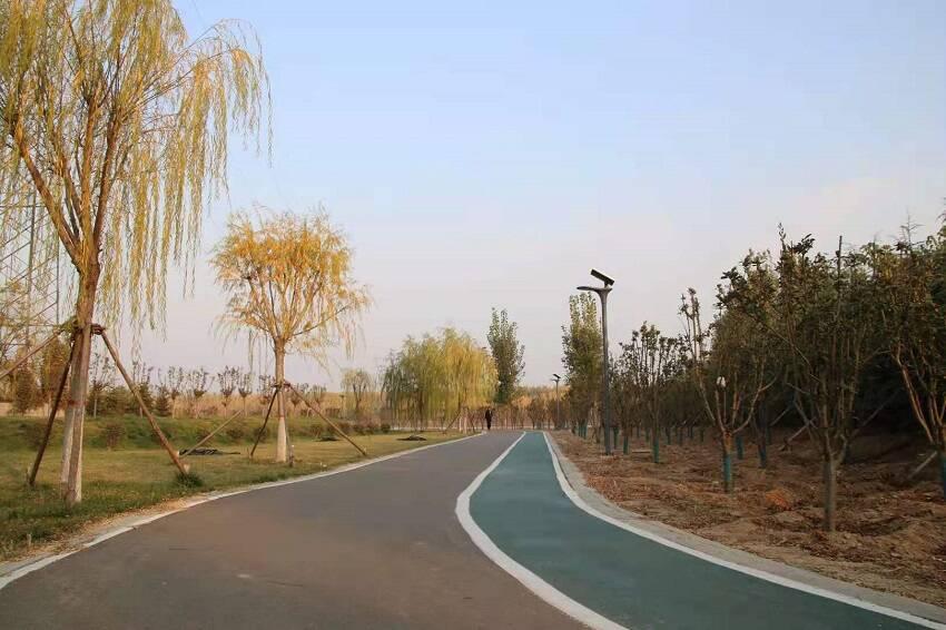 济宁泗河综合开发为兖州乡村振兴注入新能量