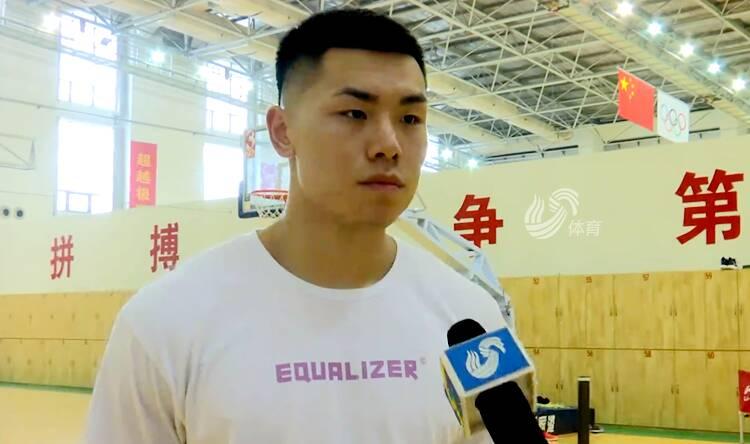 再创个人CBA职业生涯得分新高 刘毅:随时保持最佳状态