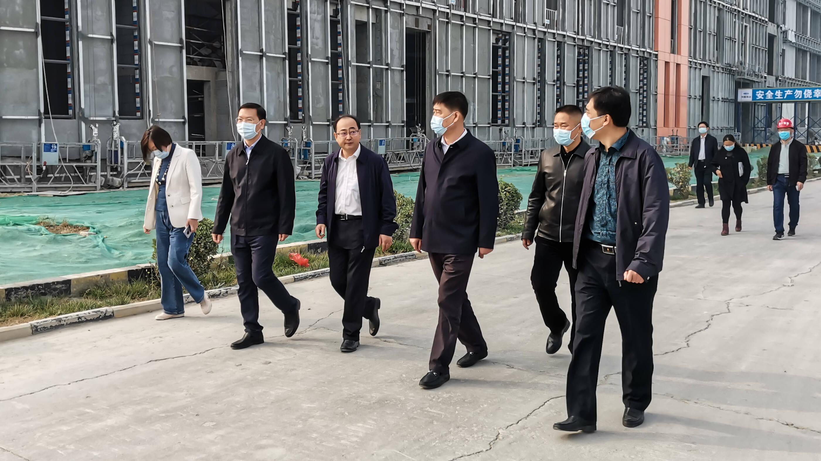 问政追踪   潍坊市公共卫生临床中心计划今冬明春开工 2022年完工