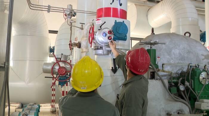 31秒|枣庄滕州供热大幕开启 记者实地探访供暖公司