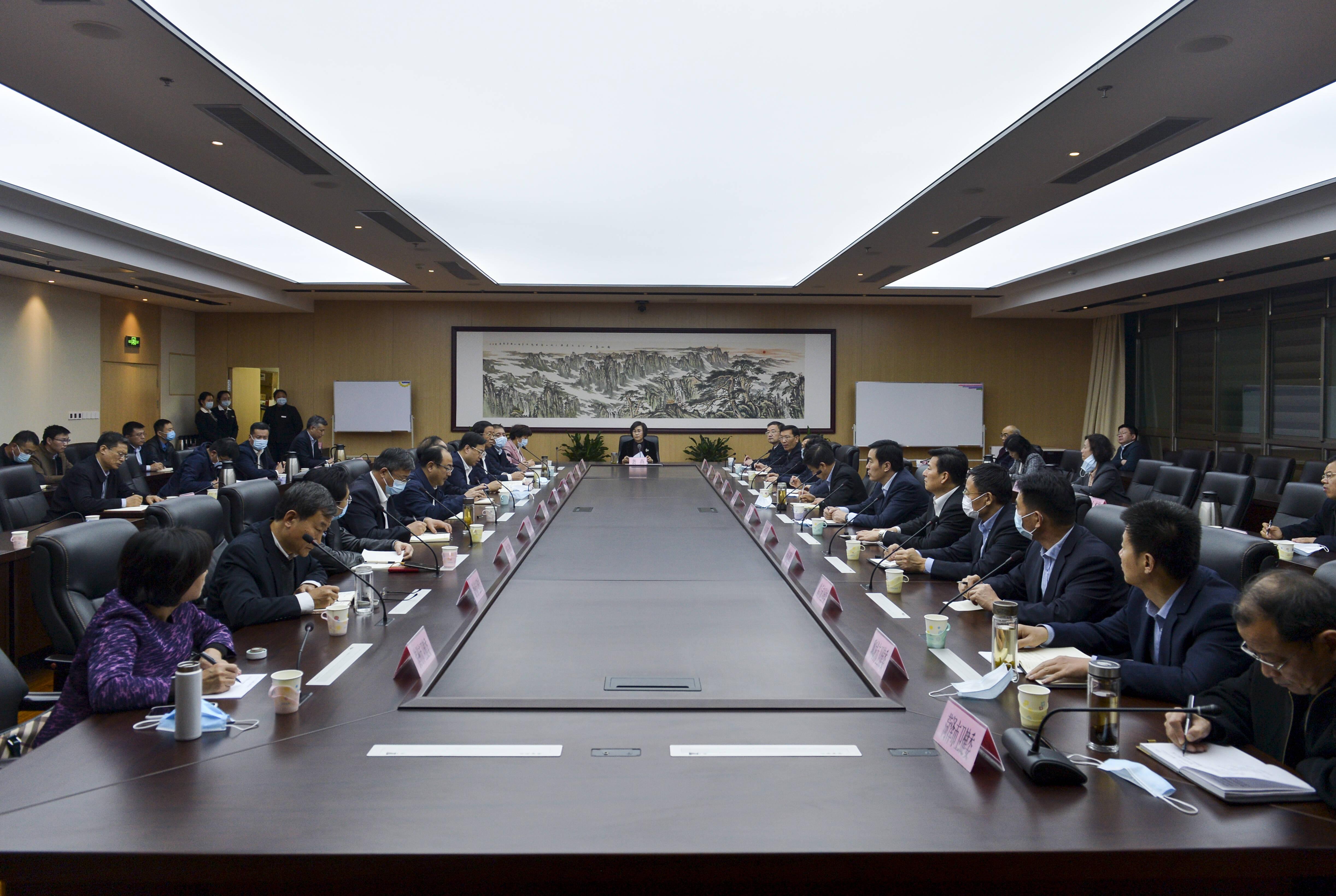 山东省卫生健康委员会部署整改《问政山东》曝光问题