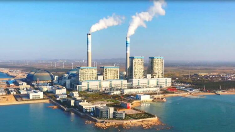 34秒丨一键启动 百万火电机组控制系统国产化在山东取得突破