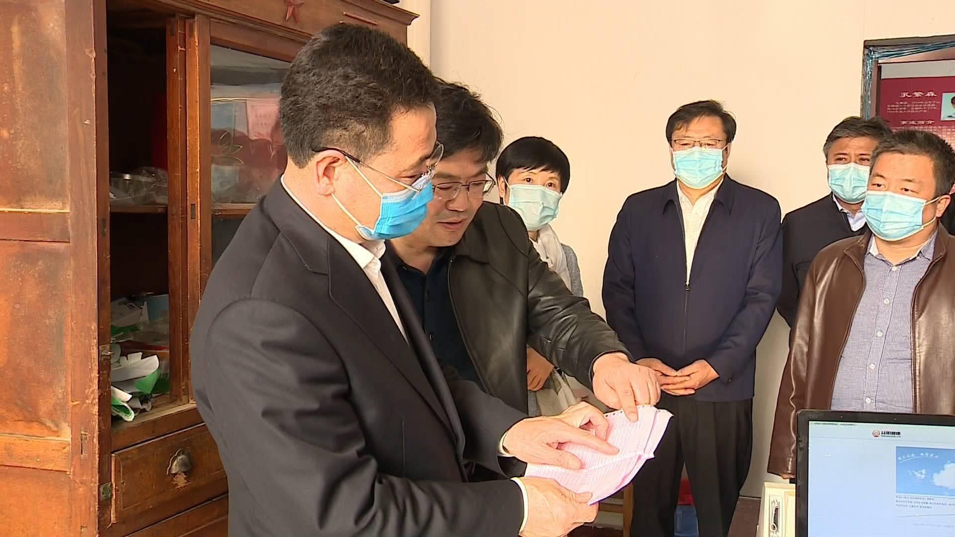 问政追踪     桓台高青两县乡镇卫生院异地住院已联网结算 年底前将覆盖全省