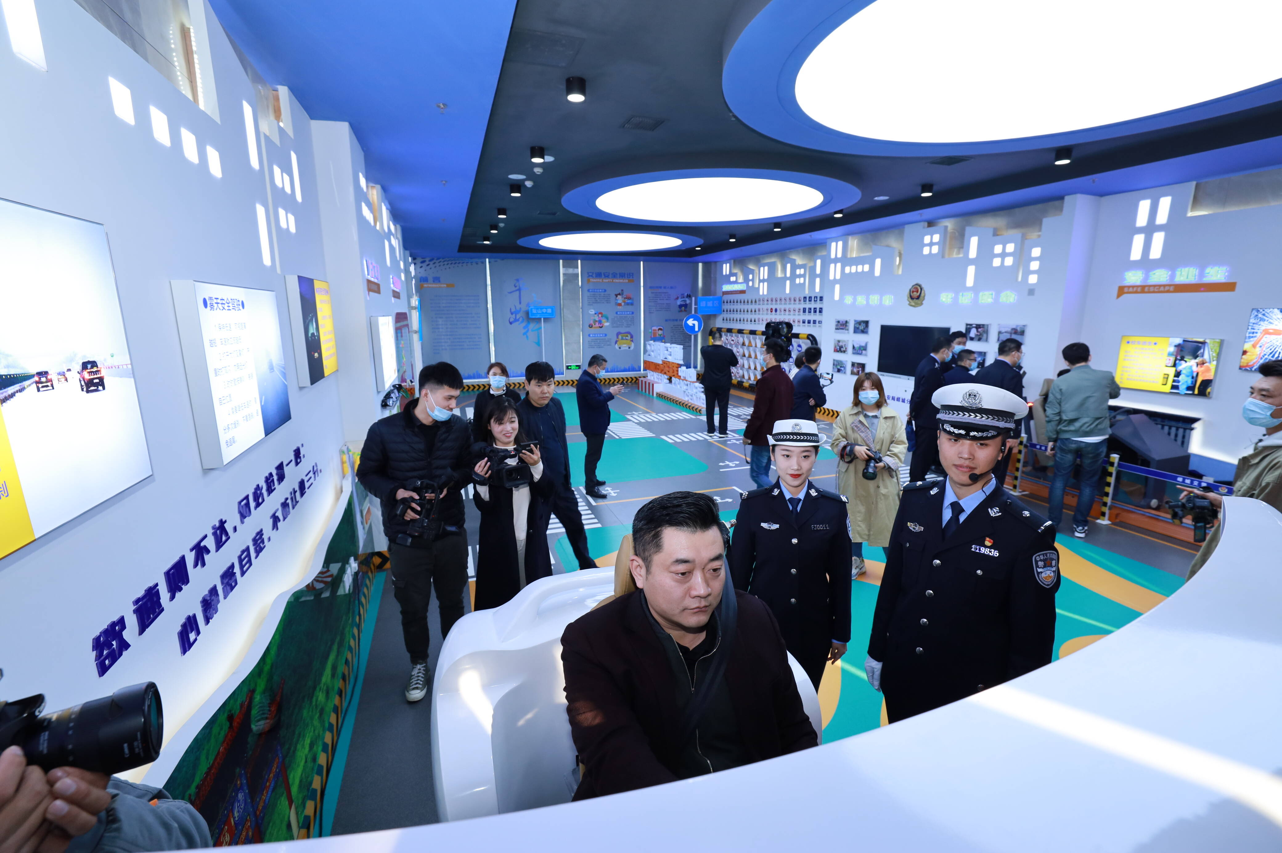 """可办理近40项业务!枣庄首个""""24小时自助警局""""落户峄城"""