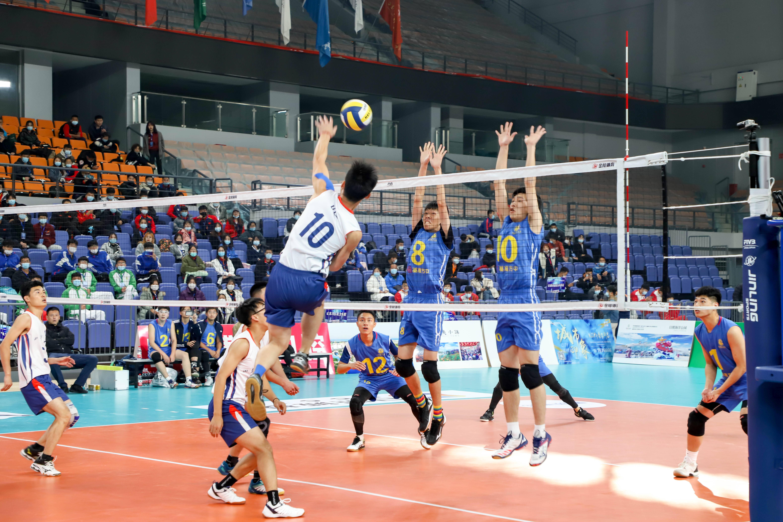 29秒丨2020年山东省大学生排球锦标赛在日照开幕 32所高校500余名运动员参赛