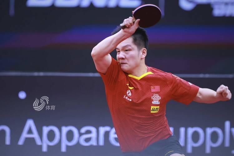 樊振东4-3马龙 夺个人第四个世界杯单打冠军