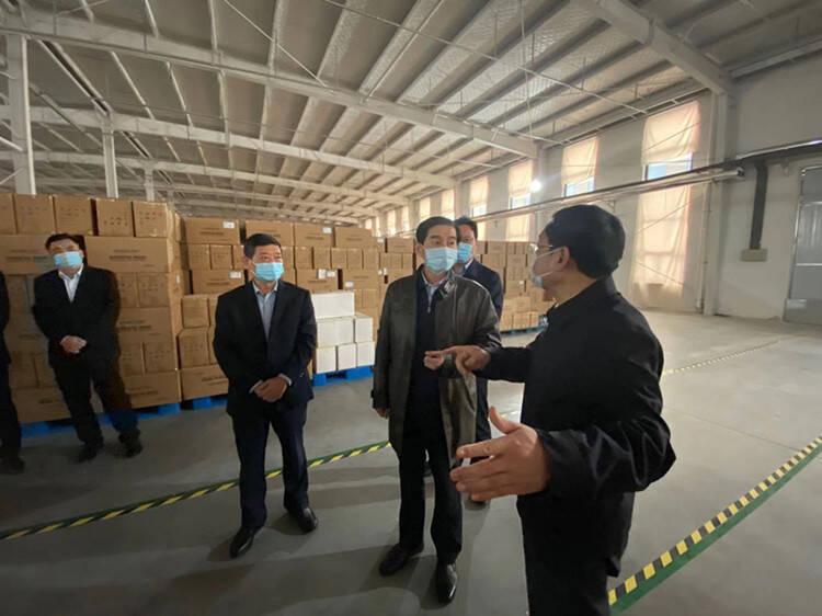 问政追踪 | 临朐县应急物资企业代储与集中储存并行 督导组:应急物资保障机制有待完善