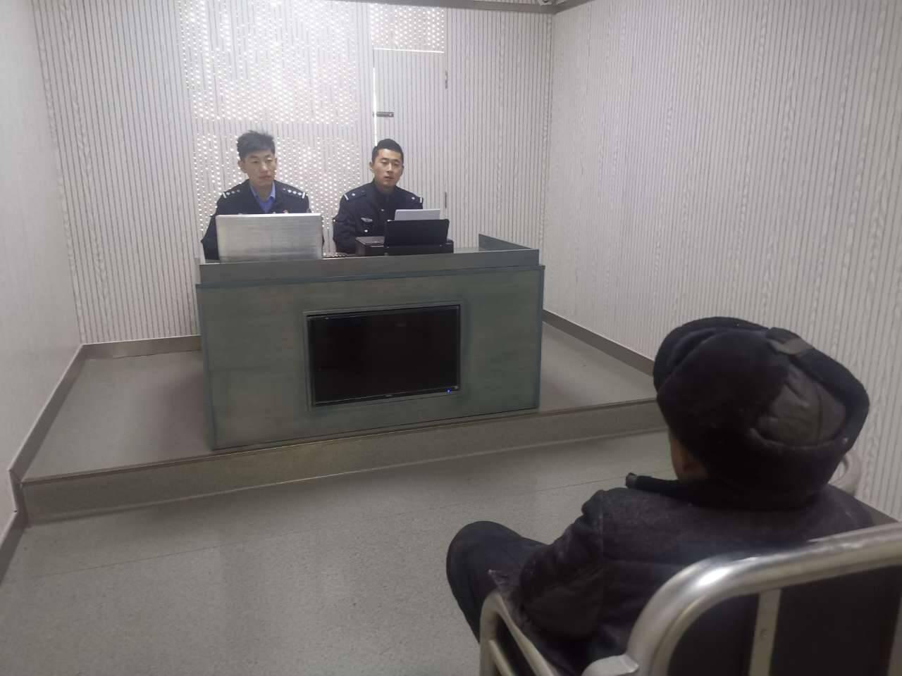 枣庄峄城峨山派出所率先在全区完成逃犯清零目标