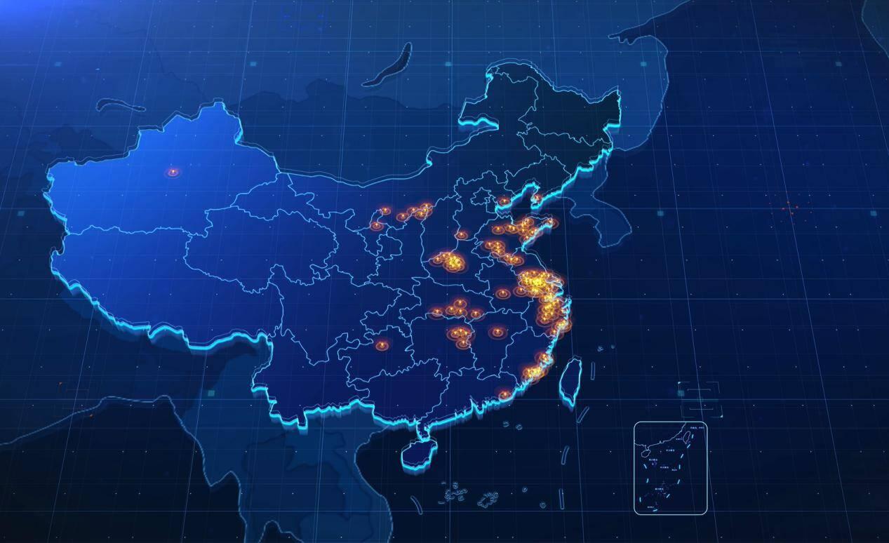 """2020年""""中国工业百强县""""榜单揭晓 山东占14席"""