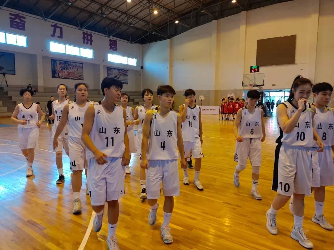 成功卫冕!山东女青再夺全国篮校杯女子篮球赛冠军