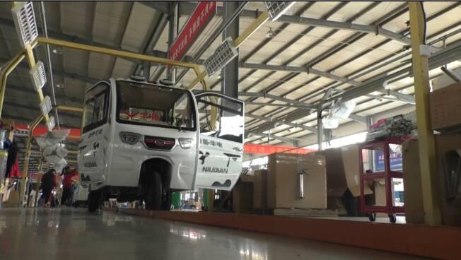 37秒|不打招呼,直奔现场!枣庄开展低速电动车产品质量和消防安全联合督查