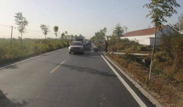 29秒|没有示意,突然猛转!行车记录仪拍下车祸惊险瞬间