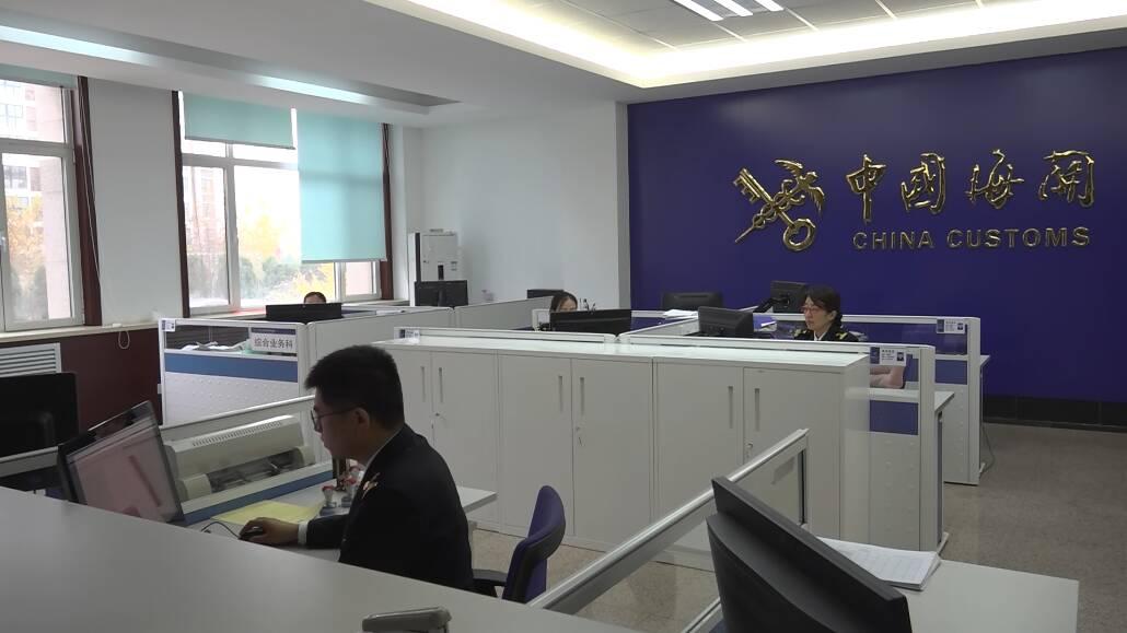 """莱州海关:周到服务引来""""中字号""""国企"""