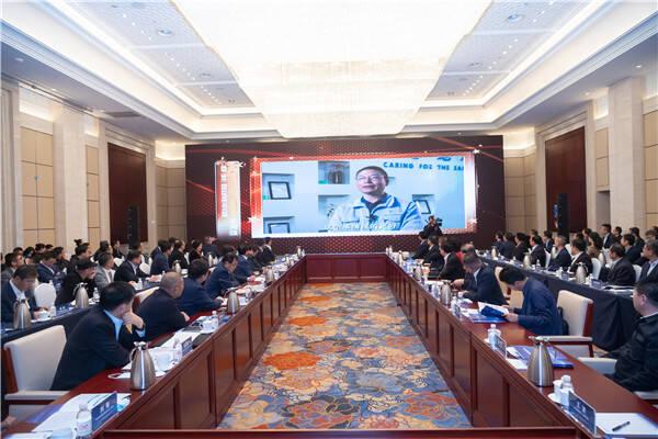 青岛西海岸新区召开学习贯彻落实党的十九届五中全会精神企业家座谈会