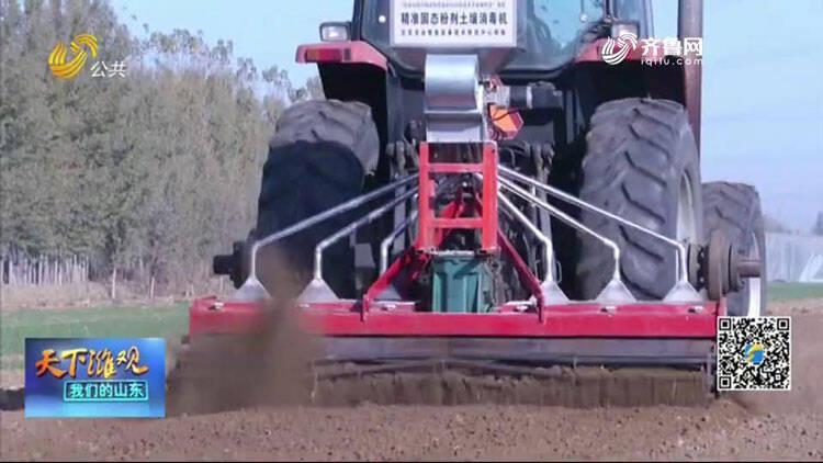安丘科技赋能 为农业插上腾飞的翅膀