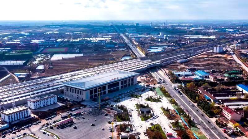 潍莱高铁全线站房具备通车条件 11月26日正式通车运营