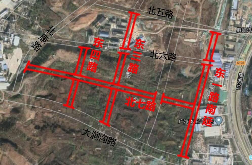济南市中区这九条道路要施工建设 看看在你家附近吗