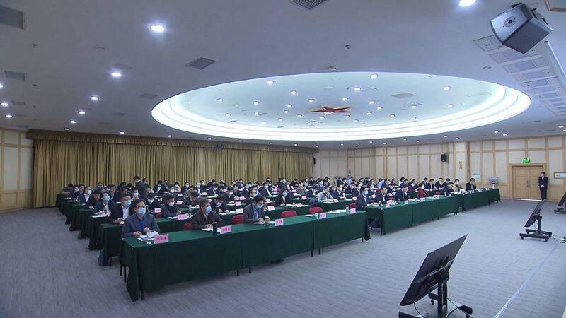 山东省委宣讲团到潍坊宣讲党的十九届五中全会精神
