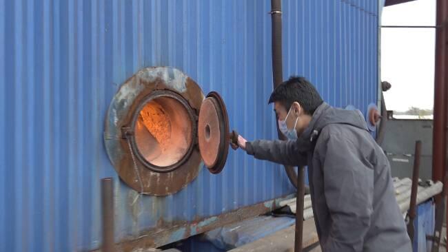 63秒丨全力抵御寒潮!潍坊西部热源厂日热量输出量创历史同期最高值