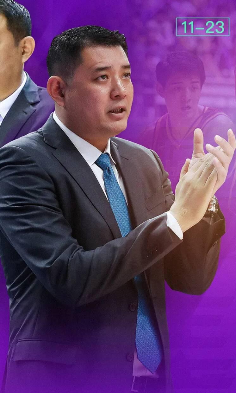 未来依旧逍遥!山东西王男篮主教练巩晓彬迎来51岁生日