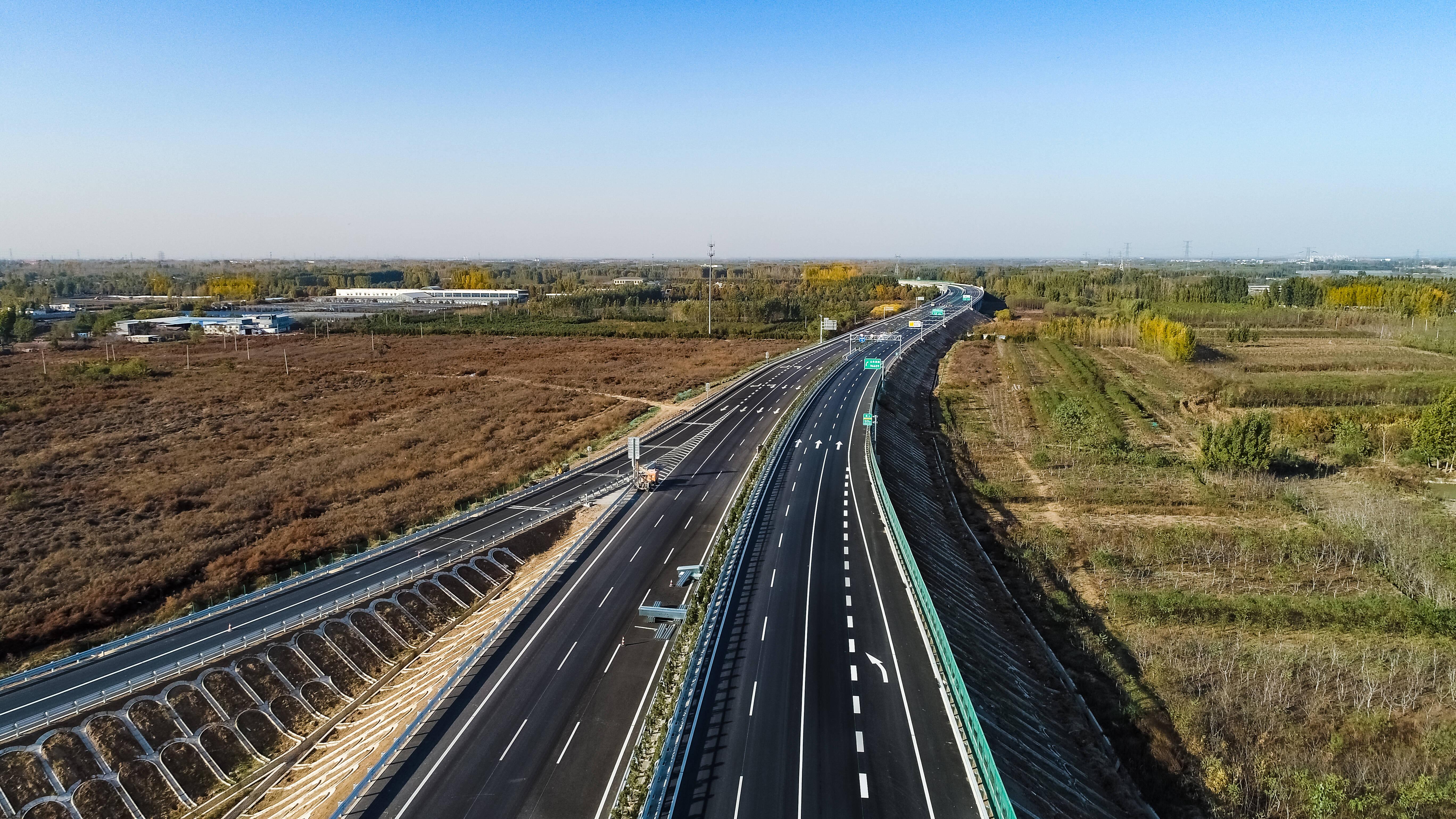 来了!济南大东环、京沪高速改扩建项目26日正式通车