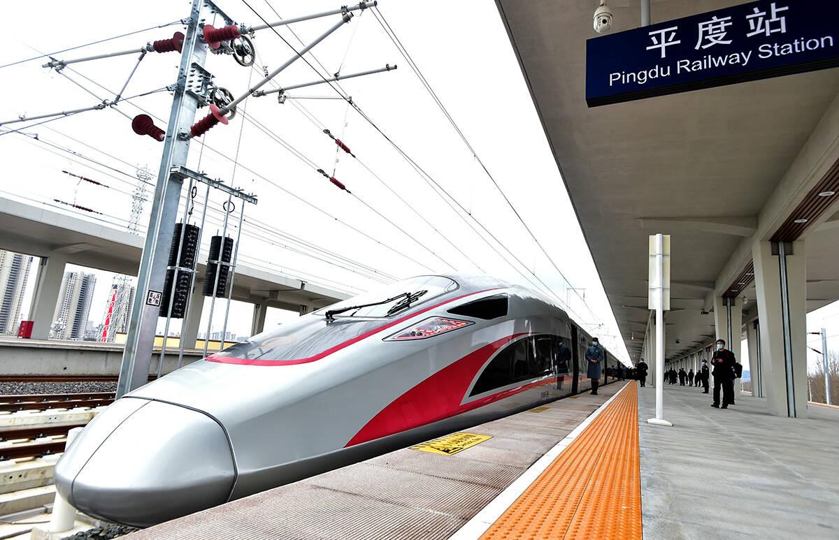 潍莱高铁开通运营意味着什么 济青烟威全面进入1-2小时城市圈