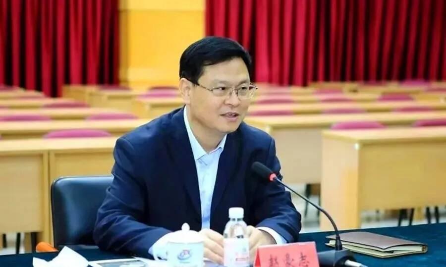 赵豪志首次以青岛市委副书记、市政府党组书记身份公开出席活动