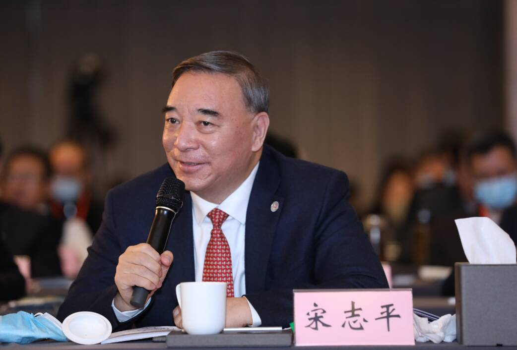 宋志平:山东国企改革成绩巨大 要继续加大体制机制改革