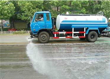 潍坊:冬季连续3小时低于4℃洒水车停止作业