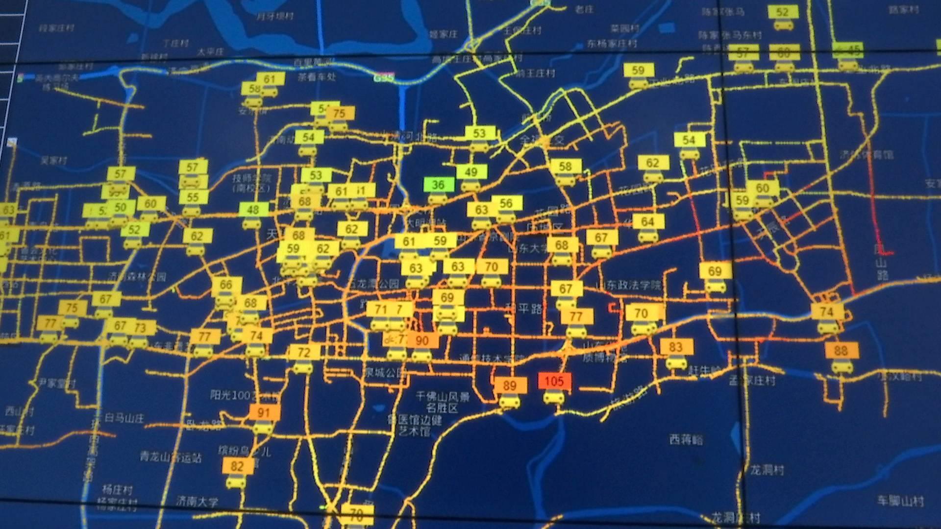 重污染天气橙色预警 济南今日部分地区轻度颗粒物污染