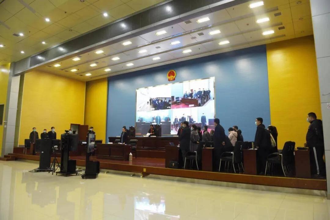 【扫黑除恶】潍坊法院集中宣判5起涉黑恶势力犯罪案件
