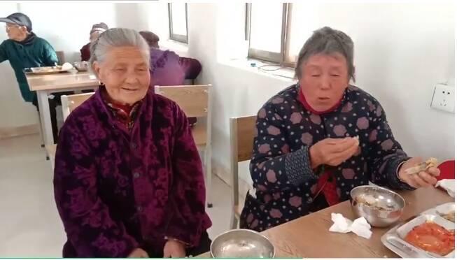 泰安:暖心又暖胃!岱岳区大汶口镇土门村暖心食堂开张啦